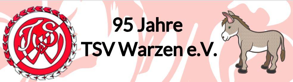 95 Jahre TSV Warzen