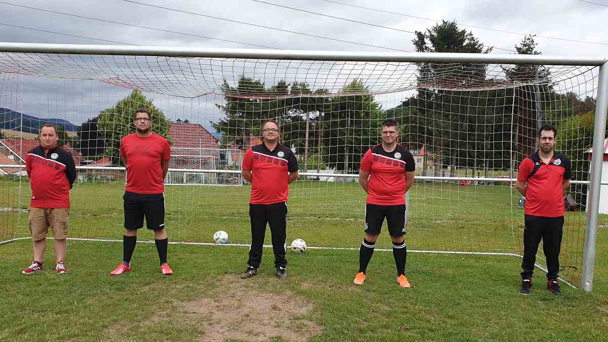 TSV Warzen Team Saison 2020/2021
